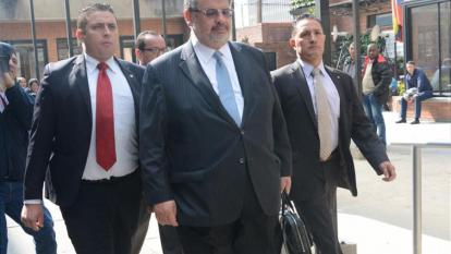 Jueza desestima pruebas de Fiscalía en caso Colmenares