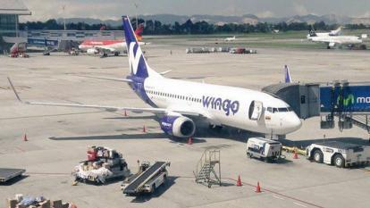 Wingo abrió ruta a Panamá desde Cartagena