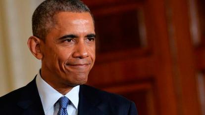 """""""Nunca"""" ordené investigar a un ciudadano de EEUU responde Obama a Trump"""