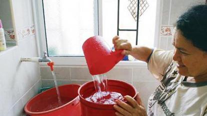 Doce horas sin agua estarán 131 barrios de Barranquilla y Soledad