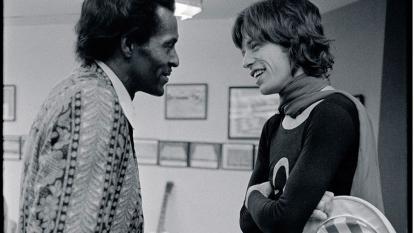 "The Rolling Stones, ""profundamente tristes"" por la muerte de Chuck Berry"
