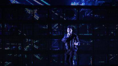 The Weeknd preparó el fin de semana de Estéreo Picnic