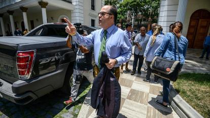 Diputado preso irá a juicio militar, según oposición venezolana