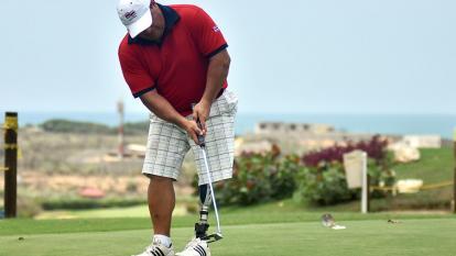 Barranquilla le apunta  al golf no convencional