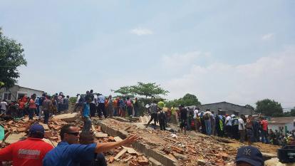 Solicitan abrir investigación contra cuatro funcionarios tras tragedia de Blas de Lezo