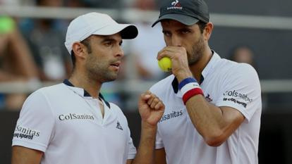Juan Sebastián Cabal y Robert Farah, a octavos de final del Roland Garros