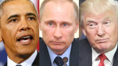 La CIA había informado a Obama en 2016 que Putin quería ayudar a Trump