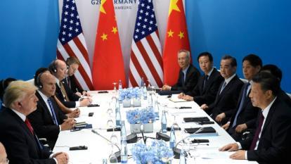 El G20 alcanza un compromiso sobre el clima con EEUU