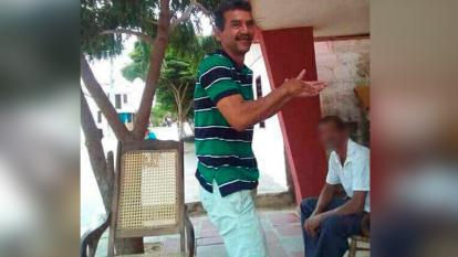 Mario Criales, asesinado en riña en Puerto Colombia