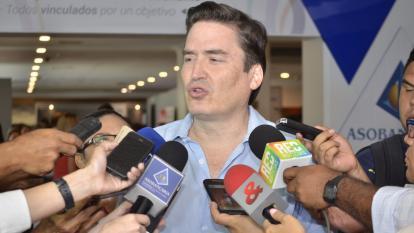 Santiago Castro, director de Asobancaria.