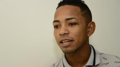 Tras operación, 'Machete' Díaz vuelve a Barranquilla