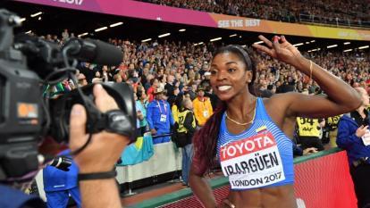 Caterine Ibargüen, un icono eterno del deporte colombiano
