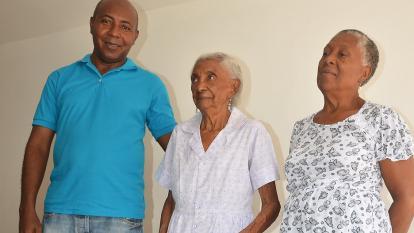 Tranquilina Iguarán, con 103 años, es la mujer más longeva de Riohacha