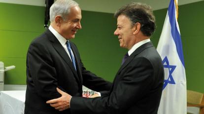 Primer ministro israelí llega a Colombia este miércoles