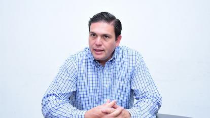 """""""Nos deben dar claridad sobre los recursos de la Farc"""": Juan Carlos Pinzón"""