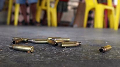 Balacera en Malambo deja herida a menor de dos años