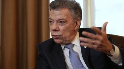 Santos pide que antes de diciembre el país sepa la verdad sobre 'Cartel de la Toga'