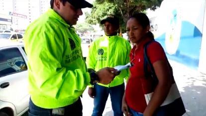 Cae en Soledad mujer señalada de vender fotos íntimas de niñas