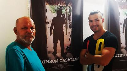 Productor barranquillero  Rubén Casallins gana premio en Broadway
