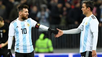 Con gol de Agüero, Argentina gana 1-0 a Rusia