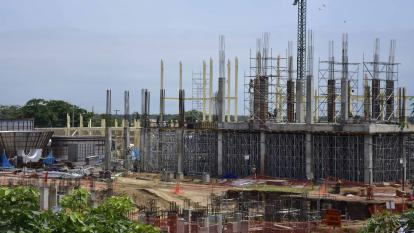 Ampliación de planta de Uniphos avanza en un 70%