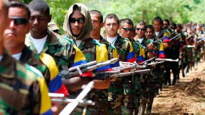 Unión Europea anuncia el retiro de las Farc de su lista de grupos terroristas