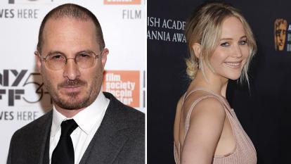 Jennifer Lawrence termina su relación con Darren Aronofsky