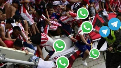 Estos son los divertidos memes que deja la caída de WhatsApp