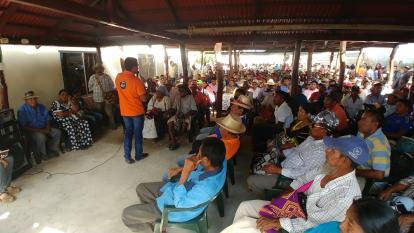 Cidh amplió medidas cautelares a favor de los adultos mayores wayuu