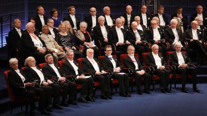Premio Nobel, 10 de diciembre 2016.