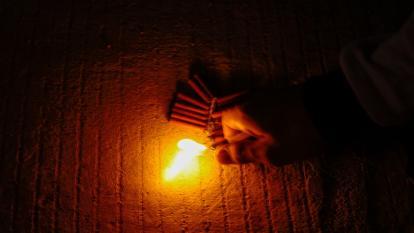 Van 57 quemados con pólvora en temporada decembrina en el país