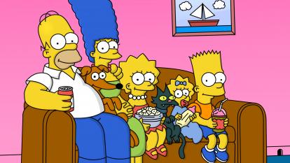 Los Simpson también predijeron la compra de Fox por Disney