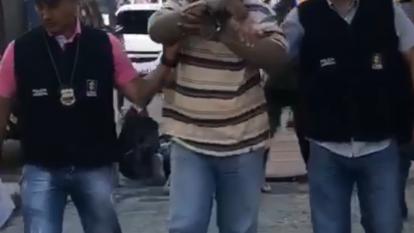 CTI captura a presunto abusador sexual en Murillo