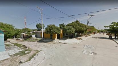 Discusión entre pandillas deja un lesionado en el barrio Ciudad Modesto