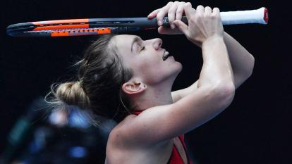 Simona Halep, a la final del Abierto de Australia 2018