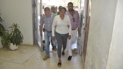 Legalizan captura de dueña de vivienda donde se alojaron terroristas