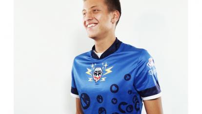Emoticones, la novedad que tendrá la camiseta de Fortaleza este año