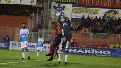 Junior cae 2-0 frente a Pasto: Pobre presentación del 'Tiburón'