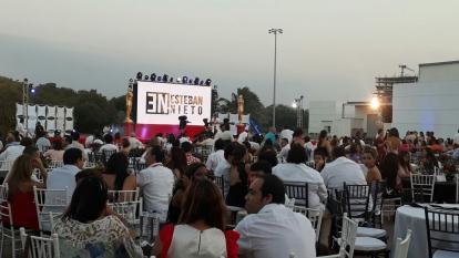 La noche de los mejores de la TV nacional en los Premios India Catalina desde Cartagena