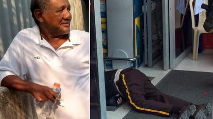 """Ronald sentía que estaban desprotegidos sin las motos"": papá de guardia asesinado"
