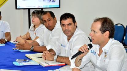 Alejandro Maya dijo que en todo el Caribe hubo un incremento del 21% con respecto al año anterior.