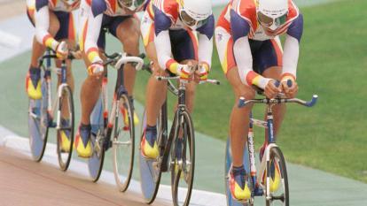 Un médico acusa de dopaje a ciclistas españoles en Atlanta-1996