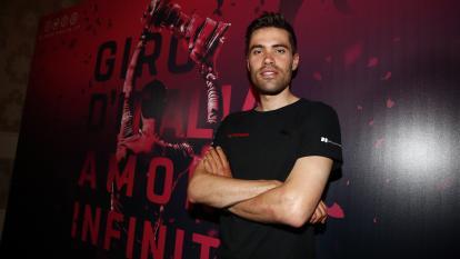 Dumoulin dice que no correría el Giro si fuera Froome