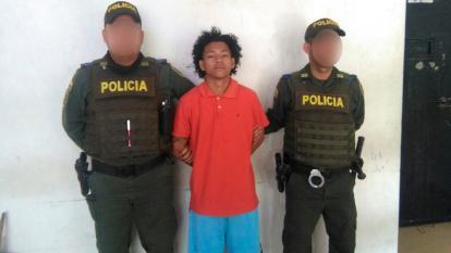 Antonio Manuel Viana Brieva, de 20 años y conocido con el alias de 'El Pipa'.