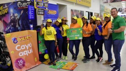 Ganador del Baloto en Barranquilla ya cobró los $46.000 millones del premio