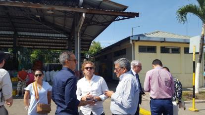 Comisión de Alcaldía visitó Guayaquil para recuperación definitiva de su Centro Histórico