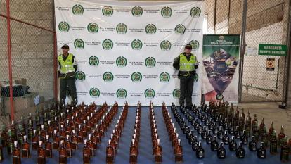 30.000 'caramelitos' del Mundial: decomisados por la Policía Metropolitana
