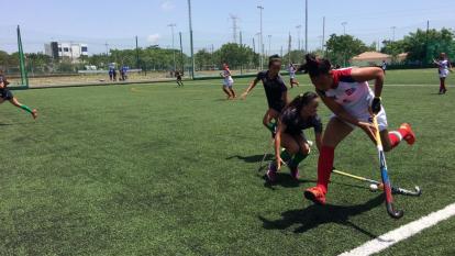 México le amargó el debut a Cuba, actuales campeonas en hockey sobre césped