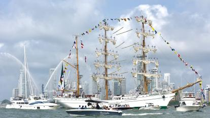 Cartageneros y turistas disfrutan del Sail 2018
