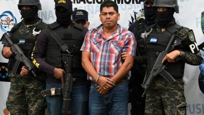 Honduras captura a presunto narcotraficante solicitado en EEUU para extradición
